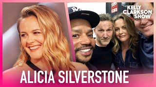 Alicia Silverstone On 'Clueless' Reunion: 'I Had The Best Time'