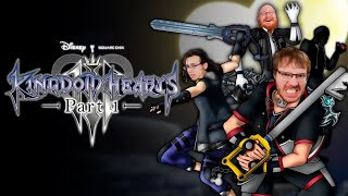 Avenging My Youth: Kingdom Hearts 3 (part 1) w/ Dr. Aggro & KZXcellent!