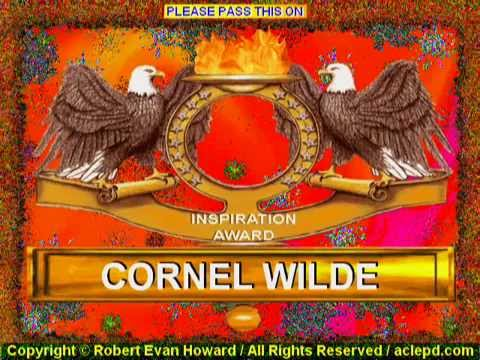 Cornel Wilde inspiration award