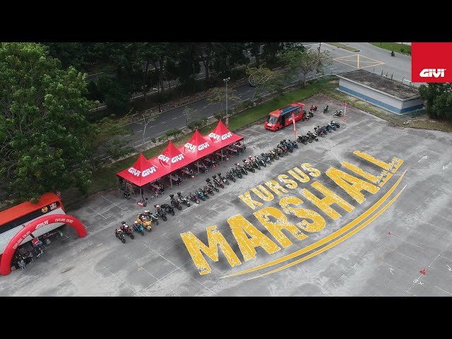 GIVI Marshall Course at Melaka
