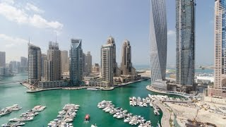 3 BR Duplex with Full Marina View in Fairooz Tower Dubai Marina for Rent