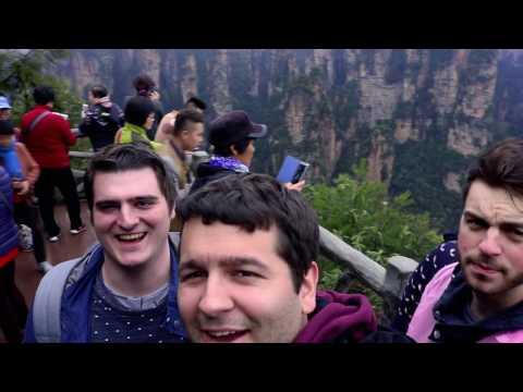 Exploring Zhangjiajie, China