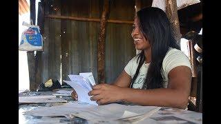 Grace Delgado, estudiante UCR