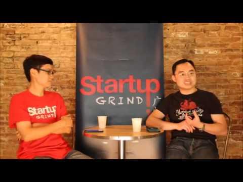 Joe Zhou 周振忠 (Cyclare) at Startup Grind Guangzhou