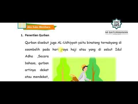 Materi Fikih Kelas 5 Qurban Youtube