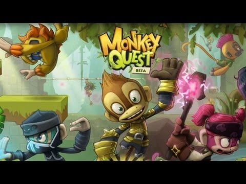 Monkey Quest - MMOGames.com
