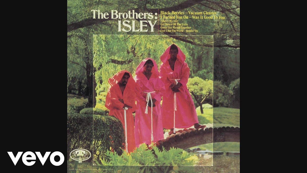 the-isley-brothers-the-blacker-the-berrie-a-k-a-black-berries-audio-theisleybrothersvevo