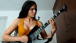 Скачать ARCH ENEMY The Eagle Flies Alone Guitar Cover
