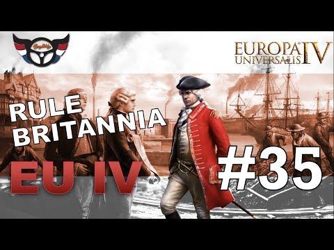 Let's play EU4 Rule Britannia - ep [35]