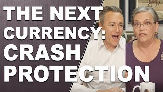 THE NEXT CURRENCY: Crash Protection when the SHTF. Q&A with Lynette Zang and Eric Griffin