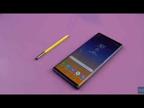 كل ماتود معرفته عن الهاتف Samsung Galaxy Note 9