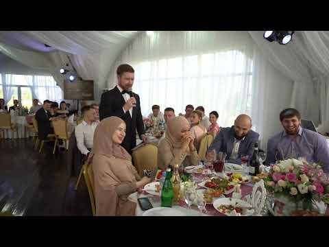 Ведущий Захар Таранов - знакомство с гостями