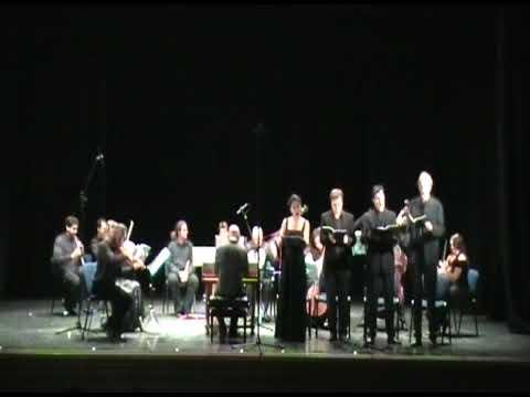 GRANADA BAROQUE ORCHESTRA. Acis & Galatea. Chorus: Wretched Lovers