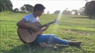 Video Jaz - Dari Mata - Anwar Amzah cover guitar (fingerstyle) download MP3, 3GP, MP4, WEBM, AVI, FLV Maret 2018