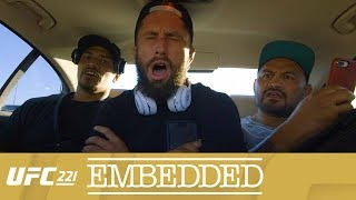 UFC 221 Embedded: Vlog Series - Episode 1
