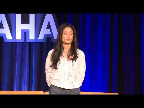 Mona Bijoor speaks at Big Omaha 2015