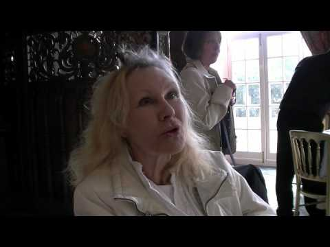 Sue Lloyd celebrating the life of Robert S Baker