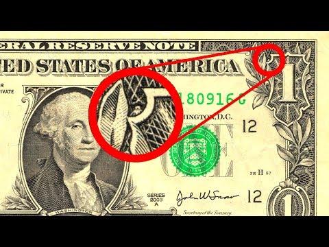STRANGE Secrets In US Money |