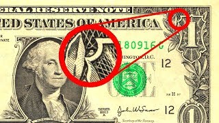 STRANGE Secrets In US Money