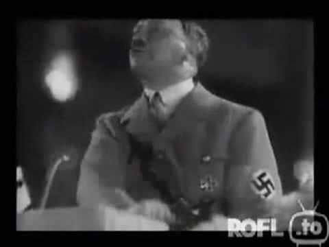 Hitler Sings The Jeffersons Theme