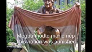 National anthem of Hungary with english subtitles