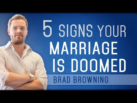 """""""Is My Marriage Over?"""" 5 Signs Your Marriage Is Doomed"""