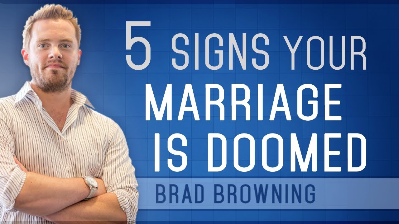"""Download """"Is My Marriage Over?"""" 5 Signs Your Marriage Is Doomed"""