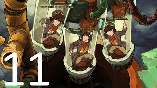 Goodbye Deponia Walkthrough Guide (part 11) PC HD 1080p