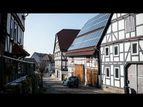 German City Completely Off-Grid No Power Company