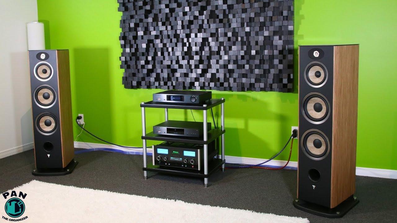 My new $20,000 Hi-Fi Stereo setup! :) - AVS Forum | Home
