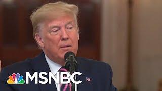 Figliuzzi Blasts Trump And Barr After President Calls FBI 'Scum' | The 11th Hour | MSNBC