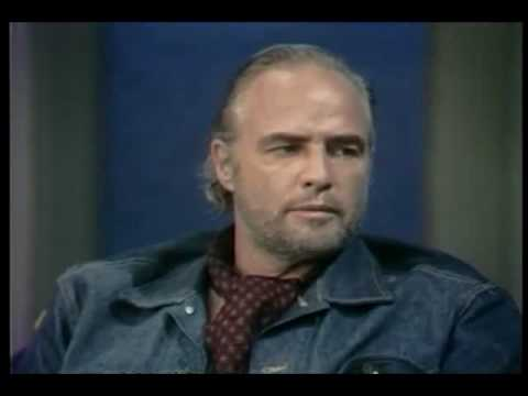 Marlon Brando: Treatment of Native Americans/Indians by Colonialists