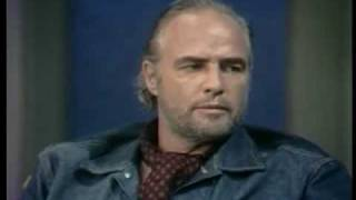 Marlon Brando: Treatment of Native Americans/Indians by White People