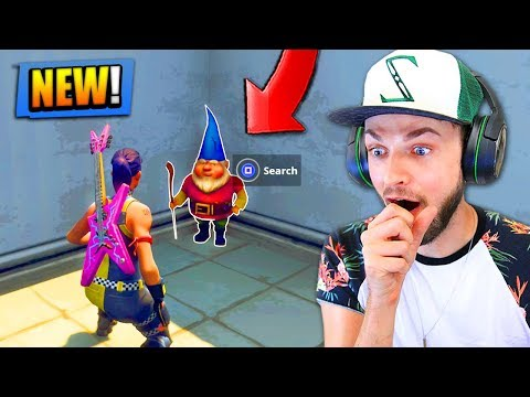 NEW SECRET LOOT *FOUND* in Fortnite: Battle Royale!