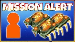 MISSION ALERT - Legendary Perk-Up & Survivor - SO MANY SINGLE ATLAS! FORTNITE Save The World | PVE