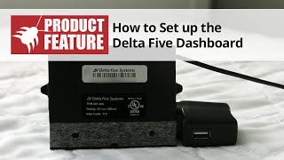 Setting Up the Delta Five Bed Bug Monitor Dashboard