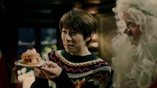 相葉雅紀Mister Donut Mr. Paris Brest「在聖誕老人的家」篇【日本廣告】臨近聖誕,嵐相葉雅紀到訪聖誕老人的家,吃到對方製作的「Paris Brest」,這是...