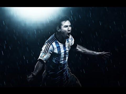 Lionel Messi Amazing Skills - Argentina 2016