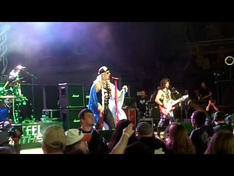 "STEEL PANTHER "" 17 Girls in a Row "" M3 Festival 5/4/13"
