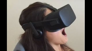 VR Porn Reaction