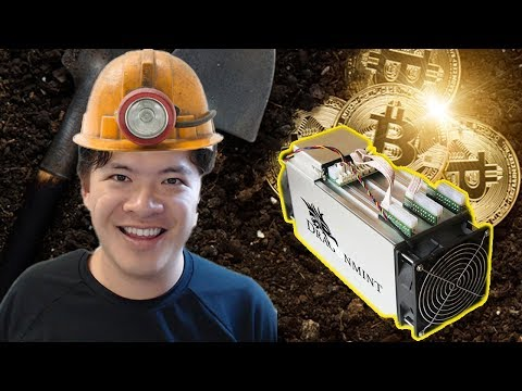 Mining in June 2018 (Bitcoin, Ethereum, Monero)