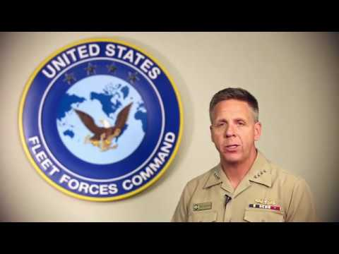 Adm. Davidson Operational Pause Message
