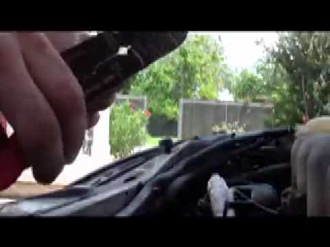 Ford Focus Cooling Fan Resistor Youtube