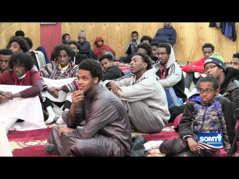 Youth Workshop - Masjid Rawdah Minneapolis, MN