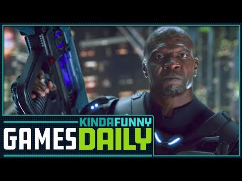 Crackdown's Delay and Xbox's Future - Kinda Funny Games Daily 08.17.17