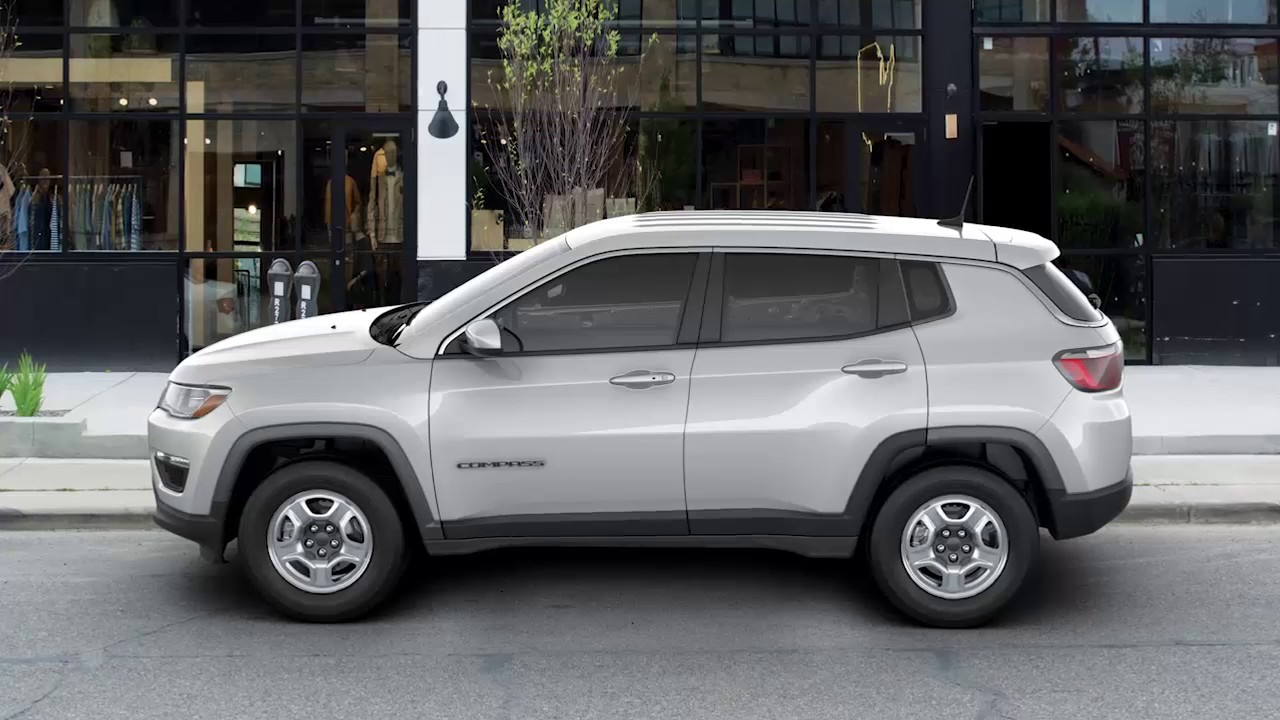 Keyless Enter-N-Go™-Key fob programming for power locks in 2017 Jeep  Compass MP