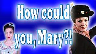 Mary Poppins should be ASHAMED of herself! #woke #blackface