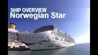 NORWEGIAN STAR Ship Overview