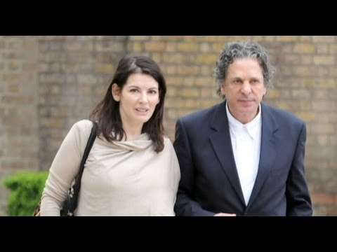 Nigella Lawson's Ex-Husband Says He's Never Seen Ex Take Drugs