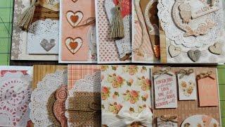 10 Cards 1 Kit | Love from Lizi | January 2017